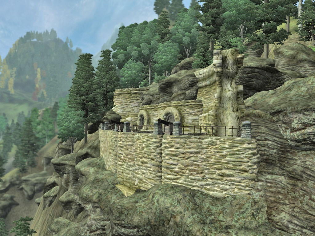 Fortress of Aman