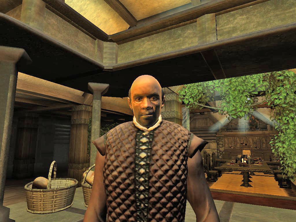 Innkeeper Randolf
