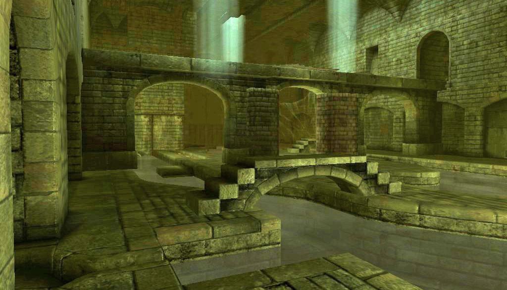 Erothin, Sewers