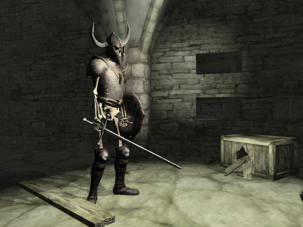 Skeleton Guard