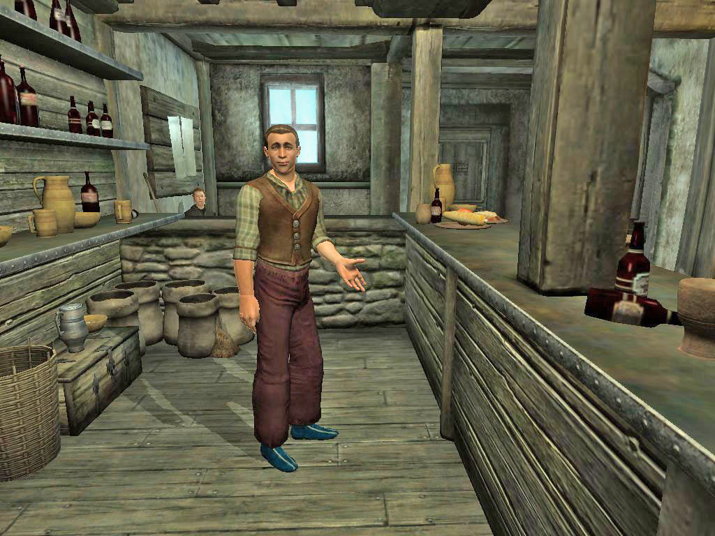 Innkeeper Malus