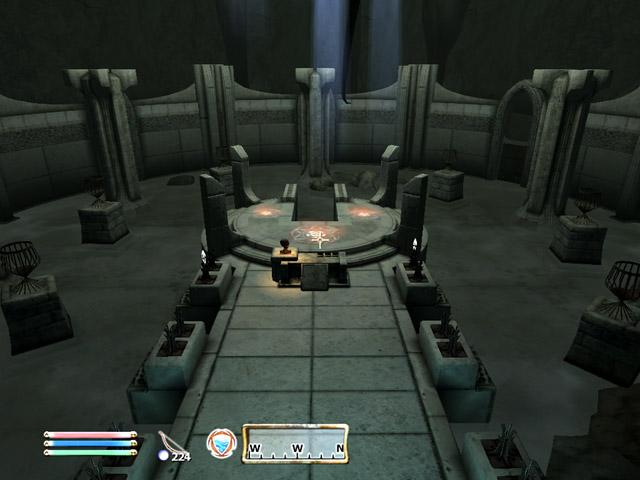 Hidden Temple (Main)