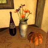 Birthday table in Garnet's Giliad House.jpg