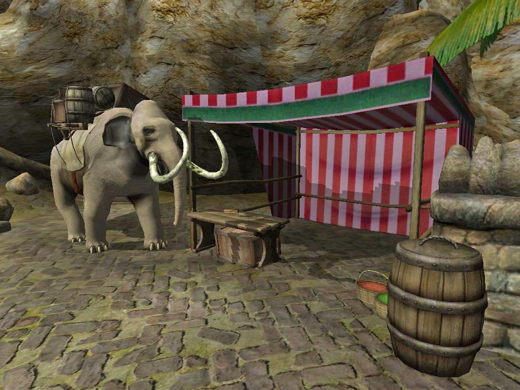 Pack Elephant