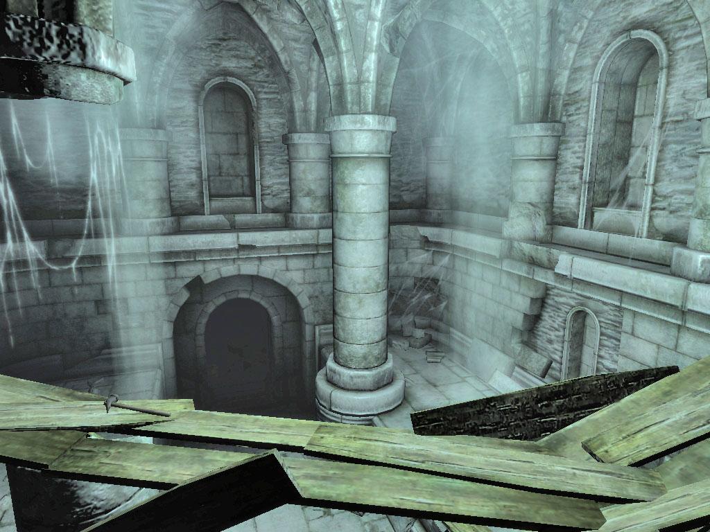 Inodan, Seraphim Crypt