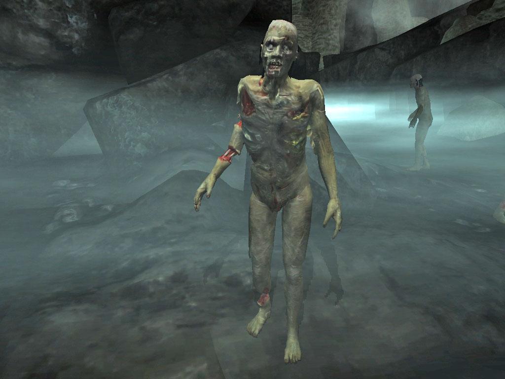 Rotting Zombie