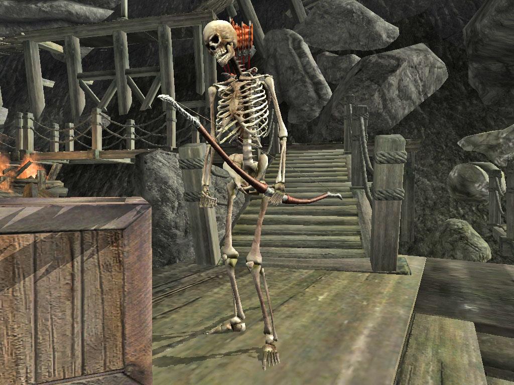 Pirate Skeleton Archer