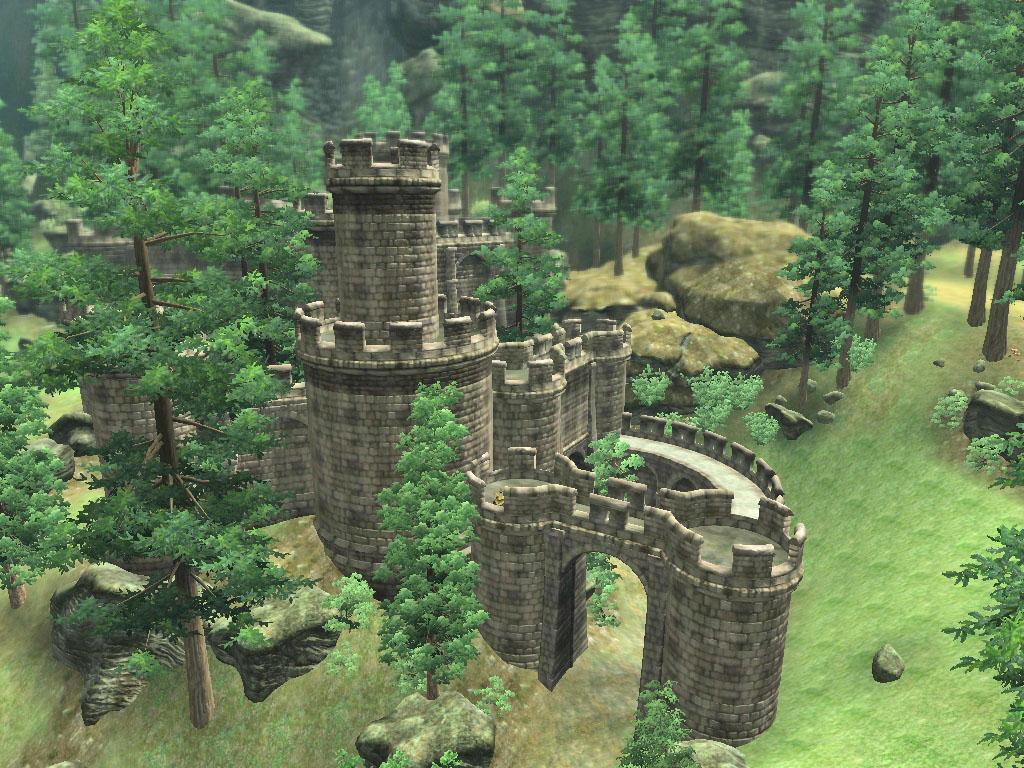 Faldrin Fortress
