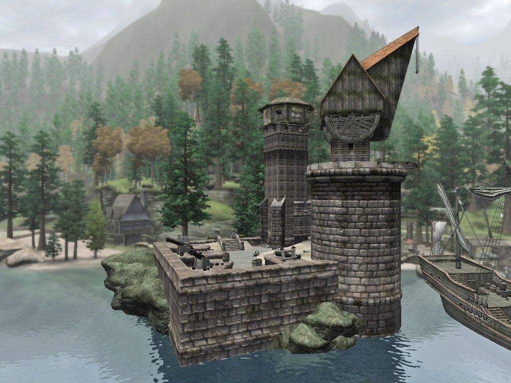 Bastion of Waverock