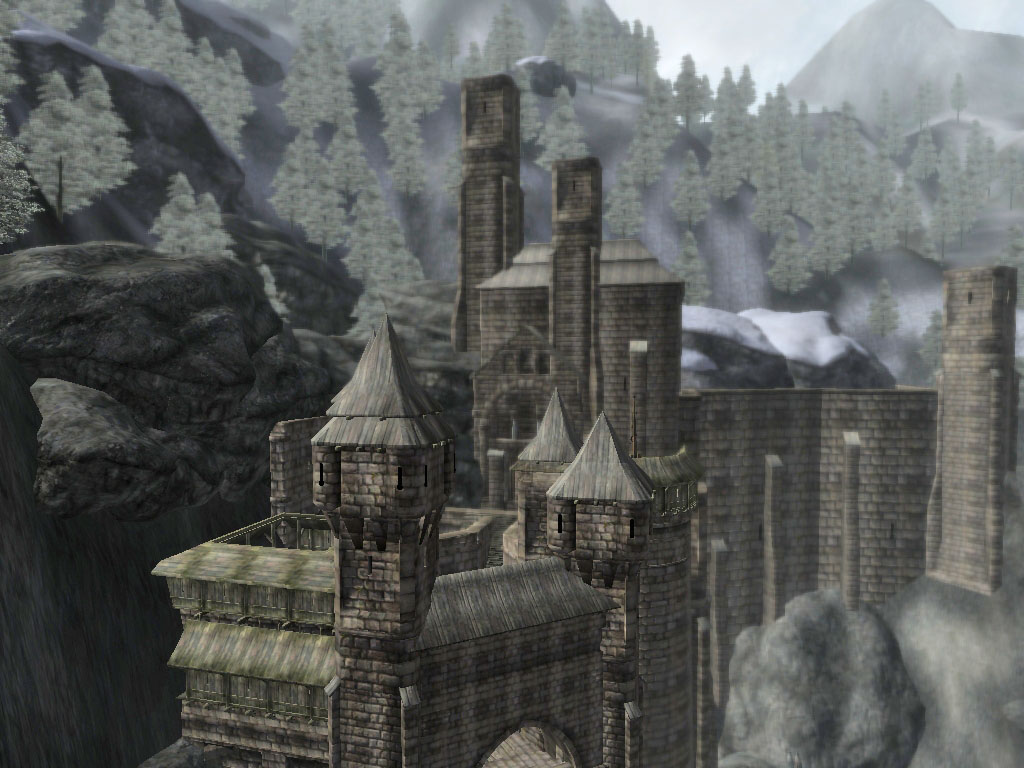 Fortress of Cahbaet