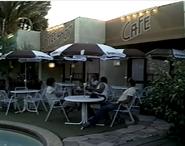 Naybers coffe shop 1986