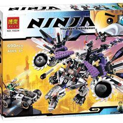 Подделки LEGO Ninjago