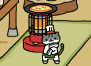 Guy furry pizza