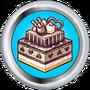 Chocolate Cat Cake