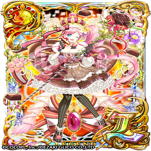 卡片資料/4341-Queen of ALMOND 法姆