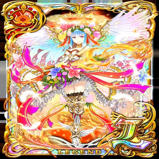 卡片資料/4335-美麗舞動的勝利之翼 安潔莉卡