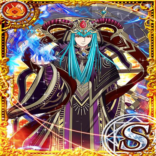 卡片資料/2190-黑魔龍的秘義術師 渥爾巴‧佐納