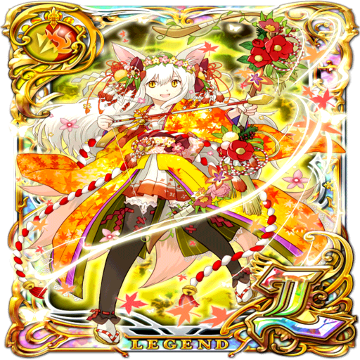 卡片資料/10576-發射破魔箭矢的狐巫女 阿緹蜜西亞