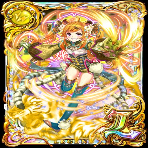 卡片資料/6602-白虎猛神將 瑪歐‧四賢