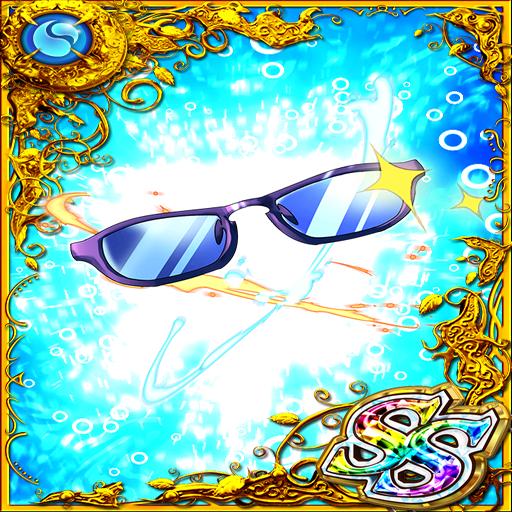 卡片資料/-290-享受夏日時光的太陽眼鏡