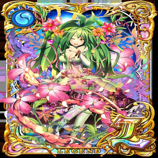 卡片資料/3790-開花與誕生的地母神 繆斯