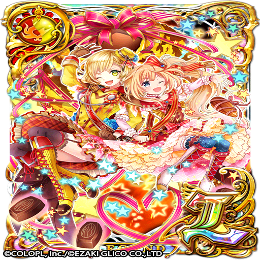 卡片資料/5586-甜食同盟 愛莉葉塔&夏綠蒂