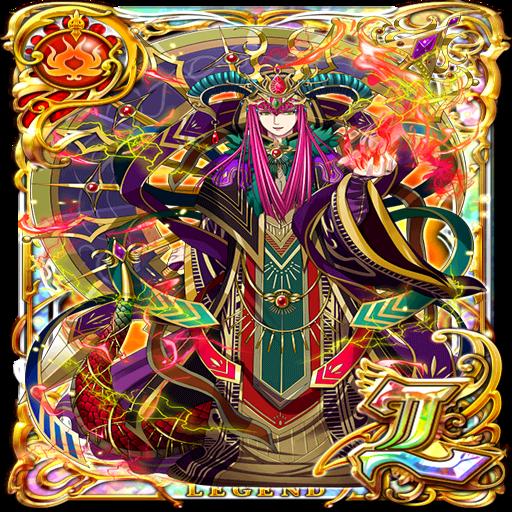 卡片資料/7439-黑魔龍師 渥爾巴‧佐納