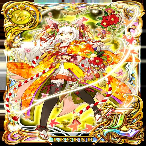 卡片資料/5458-發射破魔箭矢的狐巫女 阿緹蜜西亞