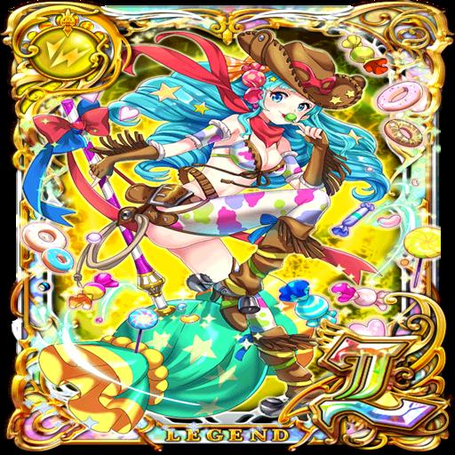 卡片資料/8539-突擊糖果神 瑪莉娜‧畢弗羅斯