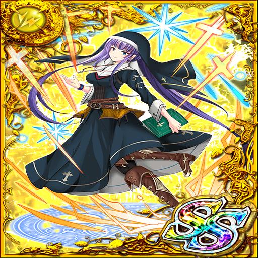 卡片資料/801298-神秘修女 可蘿碧