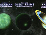 List of Dune planets