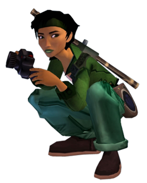 Jade (Beyond Good & Evil)