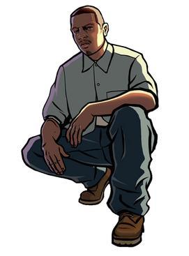 Carl Johnson (Grand Theft Auto)