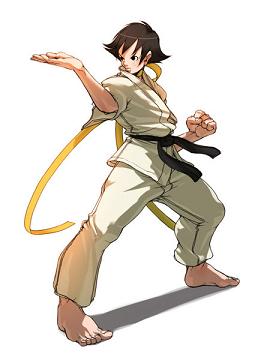 Makoto (Street Fighter)