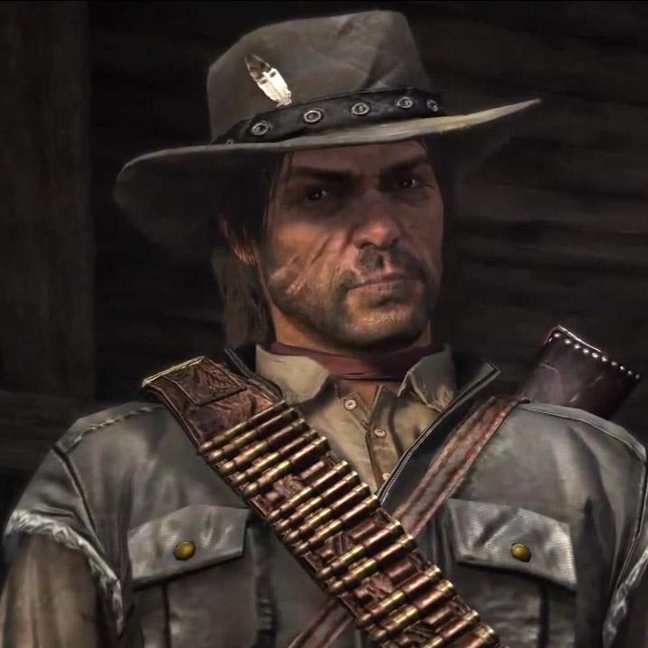 John Marston (Red Dead)