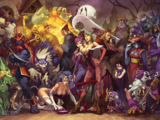 List of Darkstalkers characters