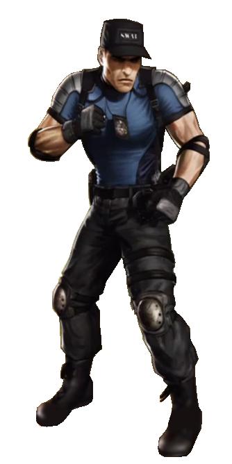 Stryker (Mortal Kombat)