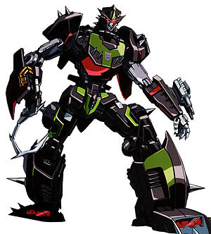 Lockdown (Transformers)