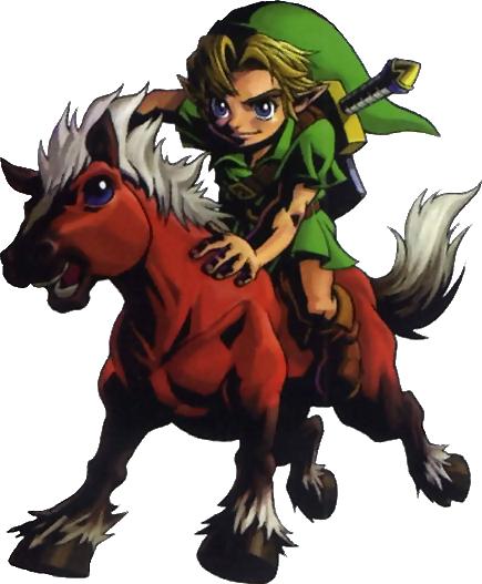 Epona (The Legend of Zelda)