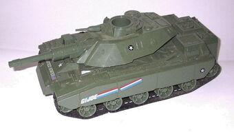 GI Joe Vehicle Cobra Hydro Sled Missile Bomb 1986 Original Part