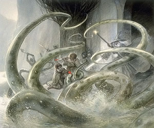 Watcher in the Water