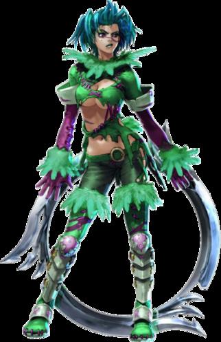 Tira (Soulcalibur)