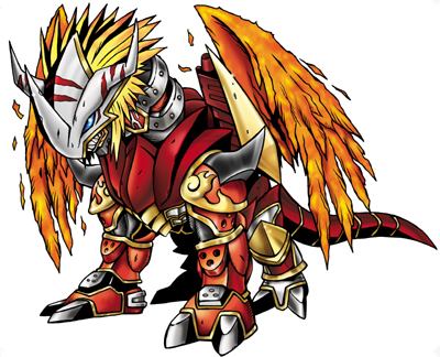 Ancient Warriors (Digimon)
