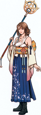 Sclera1/Yuna (Final Fantasy)