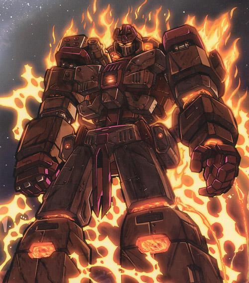 Fallen (Transformers)
