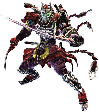 Yoshimitsu (Namco)