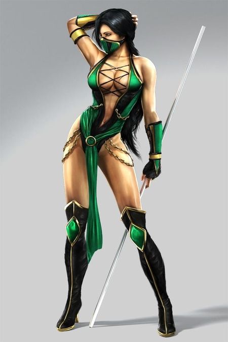 Jade (Mortal Kombat)