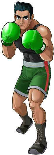 Little Mac (Punch-Out!!)
