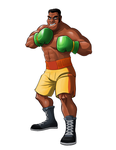 Mr. Sandman (Punch-Out!!)
