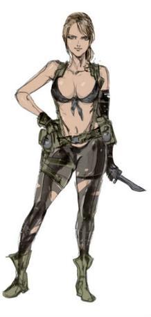 Quiet (Metal Gear)